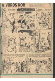 A vörös kör 1982. (32-45. szám 14. rész) - Régikönyvek