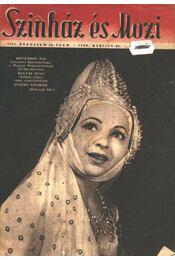 Szinház és Mozi 1955. március VIII. évfolyam 12. szám - Régikönyvek