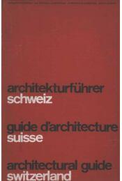 ArchitekturführerSchweiz - Régikönyvek