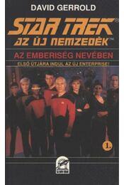 Star Trek - Az új nemzedék - Régikönyvek