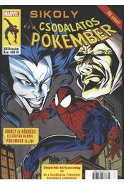 Sikoly és a Csodálatos Pókember különszám - Régikönyvek