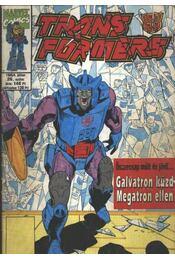 Transformers 1995/4 július 26. szám - Régikönyvek