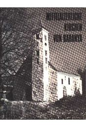 Mittelalterliche Kirchen von Baranya - Régikönyvek