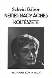 Nemes Nagy Ágnes költészete - Régikönyvek