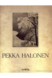 Pekka Halonen - Régikönyvek