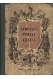 Óvodások verses könyve - Régikönyvek