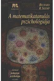 A matematikatanulás pszichológiája - Régikönyvek
