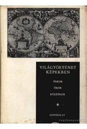 Világtörténet képekben I-II. kötet - Régikönyvek