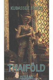 Thaiföld (Sziám) - Régikönyvek