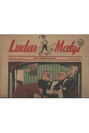 Ludas Matyi II. évf. (1946) 33., 35., 40. sz. - Régikönyvek