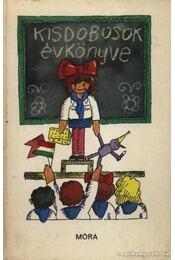 Kisdobosok évkönyve 1982. - Régikönyvek