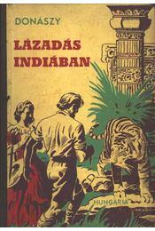 Lázadás Indiában - Régikönyvek