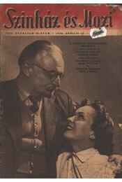 Szinház és Mozi 1955. április VIII. évfolyam 15.szám - Régikönyvek