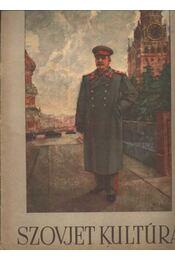 Szovjet kultúra 1949. december 1. szám - Régikönyvek