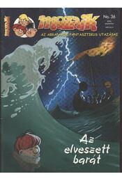 Az elveszett barát (Mozaik 2004. szeptember No. 36.) - Régikönyvek