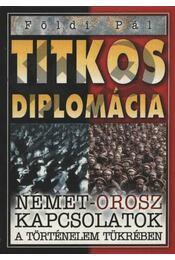 Titkos diplomácia - Régikönyvek