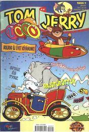 Tom és Jerry 2000/1 január - Régikönyvek