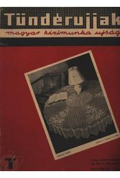 Tündérujjak 1936.szeptember XII. évf. 9. - Régikönyvek