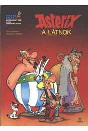 A látnok (Asterix) - Régikönyvek