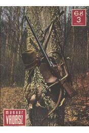 Magyar Vadász 1968/3. - Régikönyvek