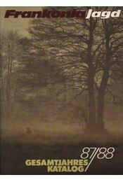 Frankonia Jagd 1987/88. - Régikönyvek