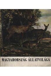 Magyarország állatvilága - Régikönyvek
