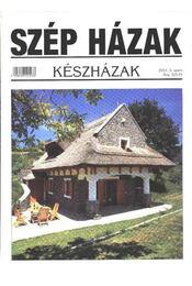 Szép Házak 2001/3. szám - Régikönyvek