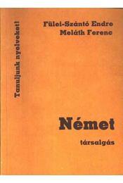 Német társalgás - Régikönyvek