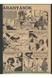 Aranyásók (Füles1979. 23-40 szám 1-10. rész ) - Régikönyvek