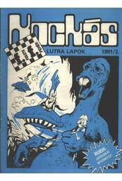 Kockás 1991/3. - Régikönyvek