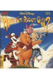 Hová tűnt Róbert Gida? - Régikönyvek