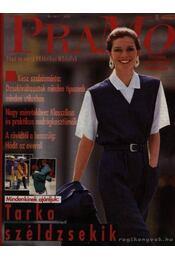 PraMo 93. augusztus - Régikönyvek
