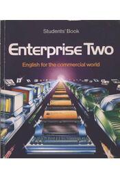 Enterprise Two - Régikönyvek