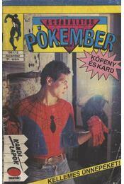 A csodálatos Pókember 1991/12. 31. szám - Régikönyvek