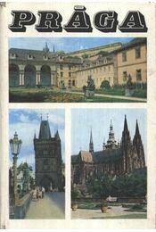 Prága - Régikönyvek