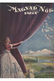 Magyar Nők Lapja III. évf. (1941) hiányos - Régikönyvek