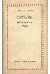 Hunfalvy Pál - Régikönyvek