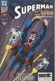 Superman és Batman 1997/1. 28. szám - Régikönyvek
