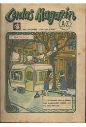 Ludas Magazin 1984 /december - Régikönyvek