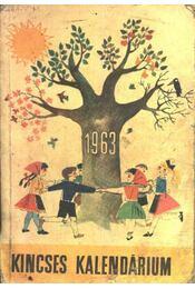 Kincses kalendárium 1963 - Régikönyvek