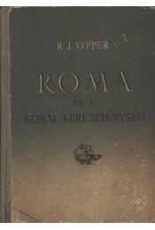 Róma és a korai kereszténység - Régikönyvek
