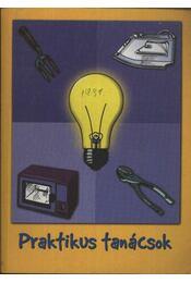 Praktikus tanácsok - Régikönyvek