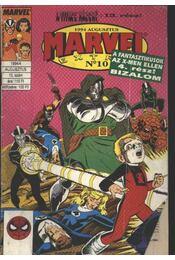 Marvel 1994/4 augusztus 10. szám - Régikönyvek