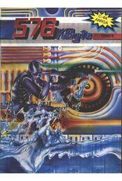 576 KByte 1990/4 - Régikönyvek