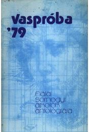 Vaspróba 1979. - Régikönyvek