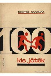 100 kis játék - Régikönyvek