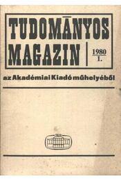 Tudományos Magazin 1980-1 - Régikönyvek