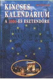 Kincses Kalendárium 2004. - Régikönyvek
