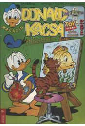 Donald Kacsa 1996. május - Régikönyvek