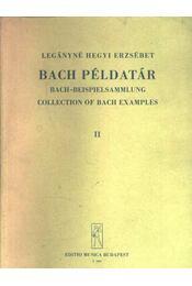 Bach példatár II. - Régikönyvek